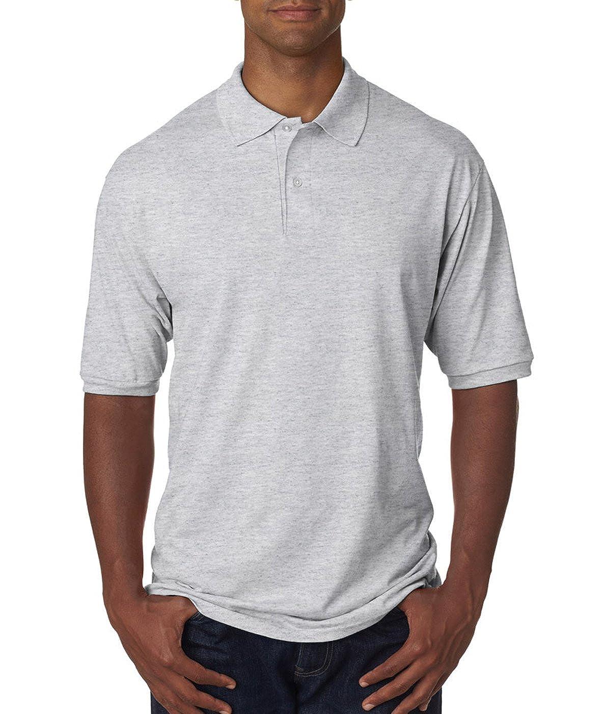 Jerzees Mens SpotShield Jersey Knit Sport Shirt