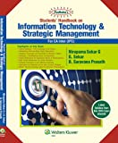Paduka's - Students Handbook on Information Technology and Strategic Management - CA Inter / IPC