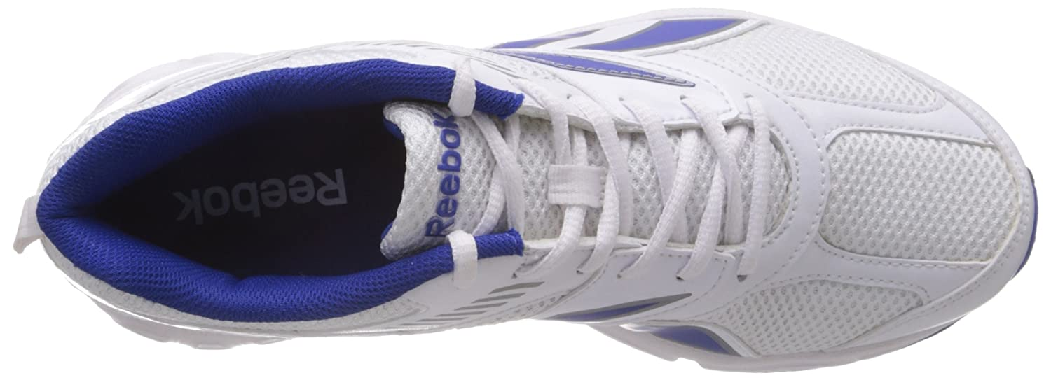 f3fc5b13a8d Reebok Men s Active Sport Ii Lp White and Blue Mesh Running Shoes - 7 UK  Buy  Online at Low Prices in India - Amazon.in