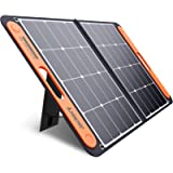 Jackery SolarSaga 60W Solar Panel for Explorer 160/240/500 as Portable Solar Generator, Portable Foldable Solar Charger…