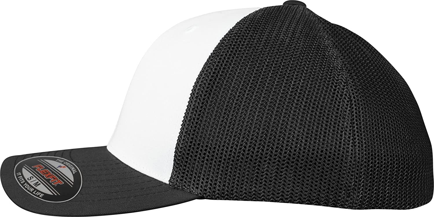 2ae1f7efce4 Flex fit Mesh Colored Front Streetwear Snapback  Amazon.ca  Clothing    Accessories