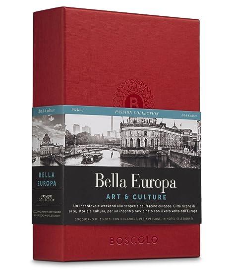 Boscolo Gift - Bella Europa. Pacchetto viaggio per vacanza e week ...
