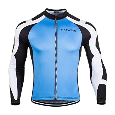 4791dba64 Long Sleeve Cycling Jersey Men Bicycle Cloth Bike Shirt Cycle Clothing