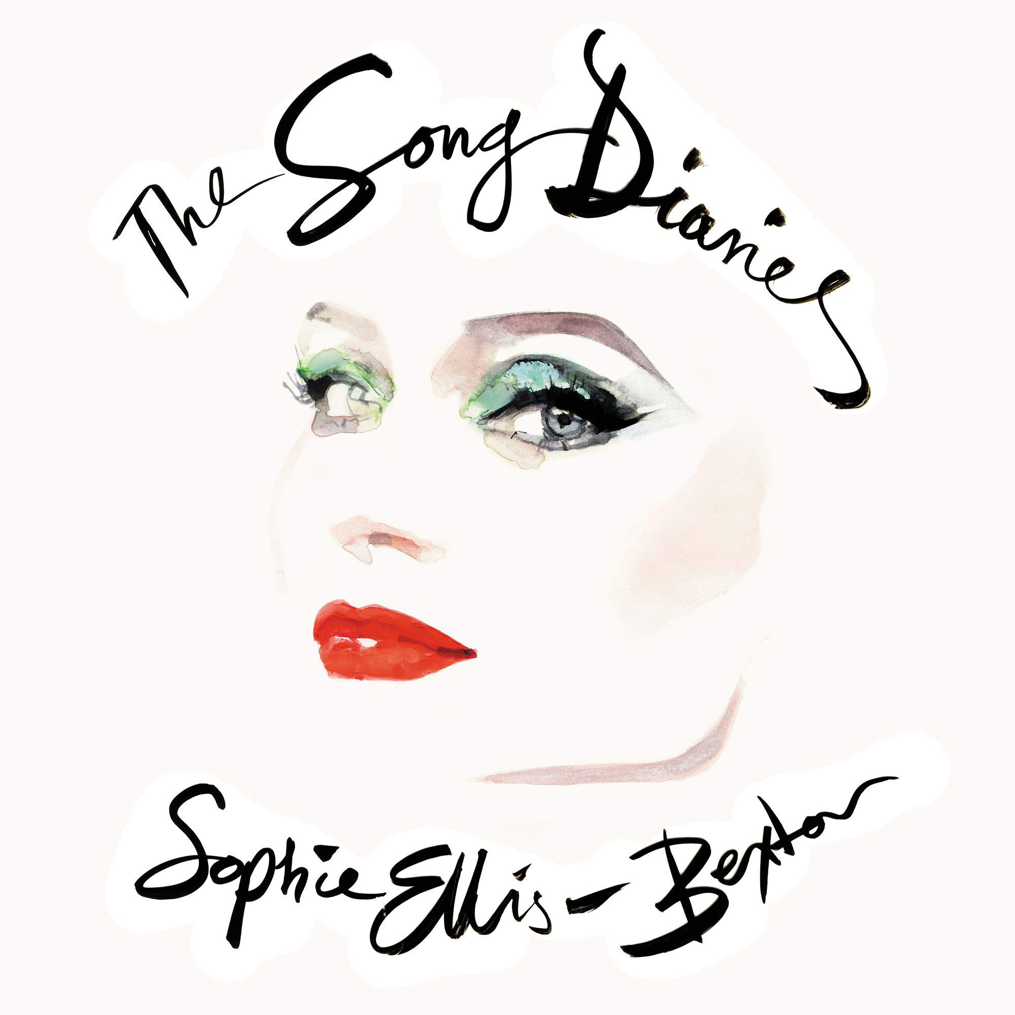 CD : Sophie Bextor Ellis - Song Diaries (CD)
