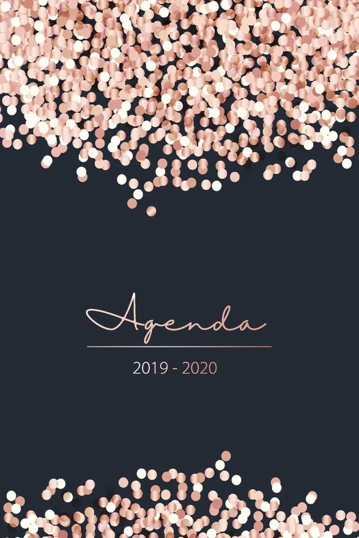 Agenda 2019 2020: Journalier, Agende, Office e Calendario ...