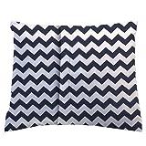 SheetWorld Crib / Toddler Percale Baby Pillow