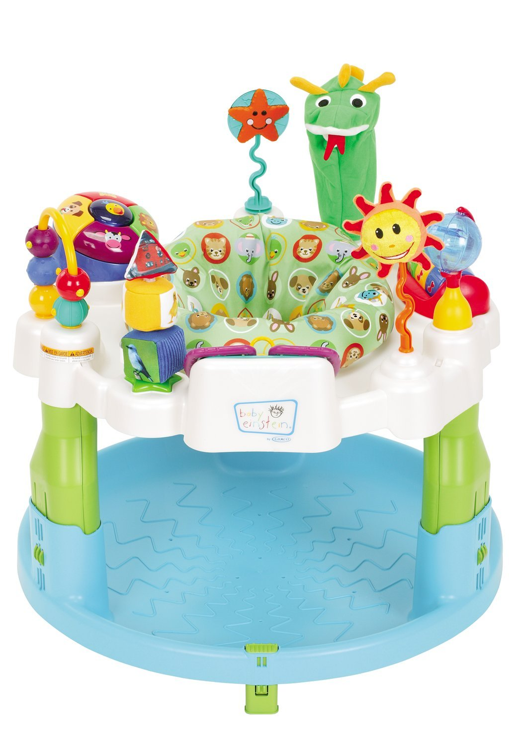 Amazon.com : Baby Einstein Discover and Play Activity Center ...