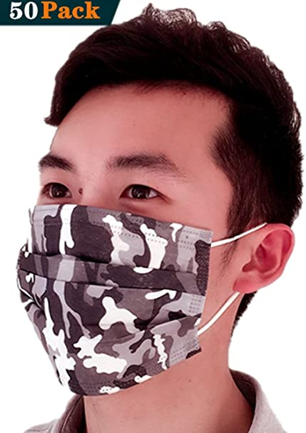 anti viral surgical mask
