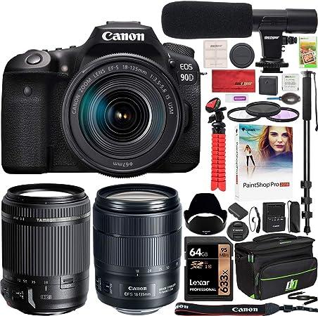 Canon E4CNEOS90D18135X2 product image 9