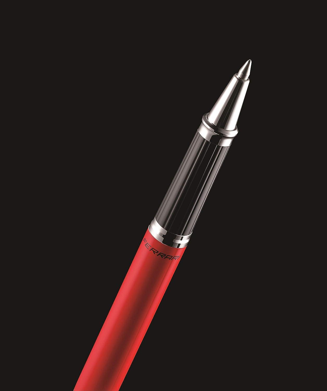 /jeu avec stylo dencre de Gel et Cahier Couleur Rouge Cross Ferrari Century II/