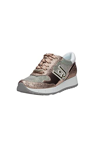 LIU JO B18013T2037 Sneakers Femme Gris 35 yVm01JKp