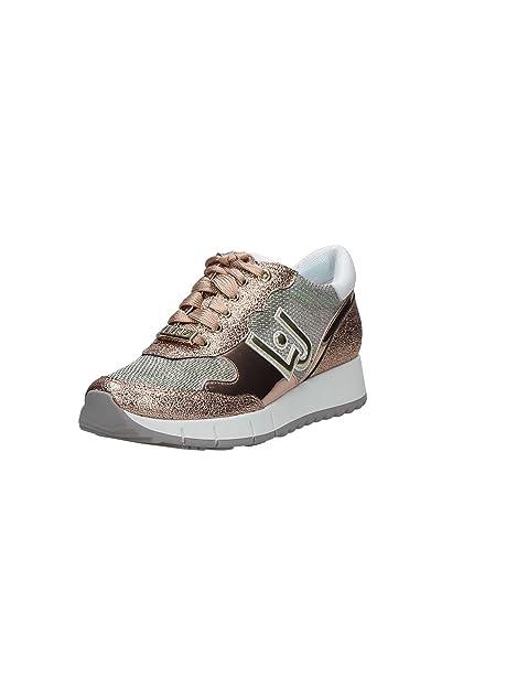 Liu-Jo Sneaker donna B18001 E0506 modello Linda mint  Amazon.it  Scarpe e  borse 54e3ccb9b41