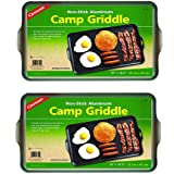 Coghlan's Two Burner Non-Stick Camp Griddle, 16.5 x 10-Inches (2 Griddles)