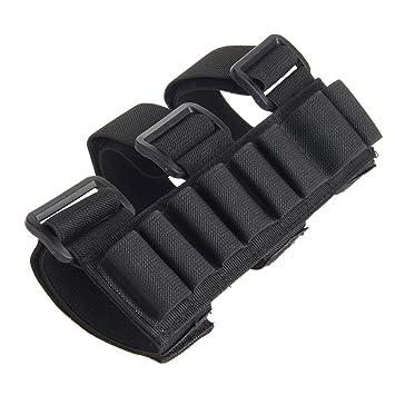 Estuche con sujeción al brazo para 8 cartuchos de escopeta ...