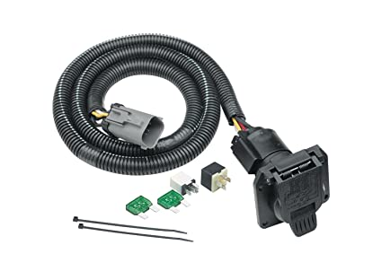 image unavailable  image not available for  color: tekonsha 118243 7-way  tow harness wiring package
