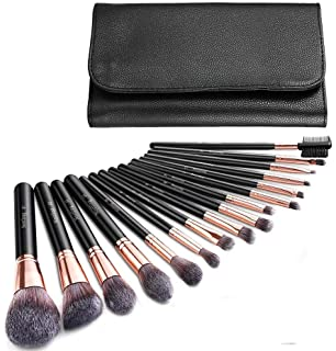 HEPAZ Brochas de Maquillaje,Pinceles Maquillaje Profesional,24 Piezas Brochas Maquillaje Profesional+1 PCS Huevo de Limpieza,de Pinceles de Maquillaje para Cosmética Facial y Ocular: Amazon.es: Belleza