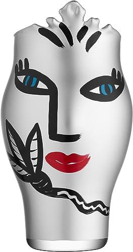 Kosta Boda Open Minds Vase, Silver