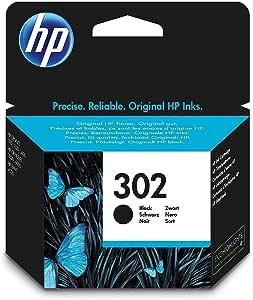 HP 302 Ink Cartridge Black