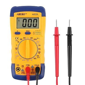 Digital Multimeter Yeyunto A830l Lcd Auto Ranging Multi Meter For