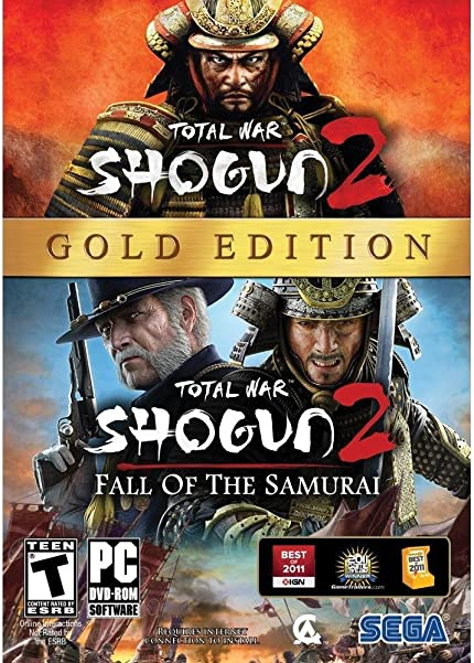 free  game shogun 2 total war fall