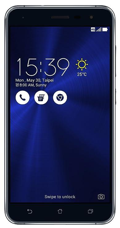 Asus Zenfone 3  Black, 32 GB   3 GB RAM  Smartphones
