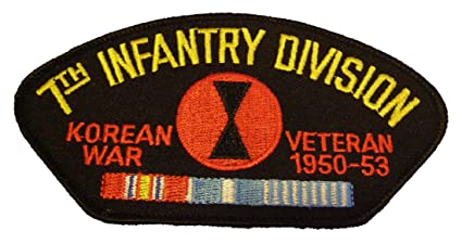 Image Unavailable. Image not available for. Color  7TH INFANTRY DIVISION ... d3e8d3c1896
