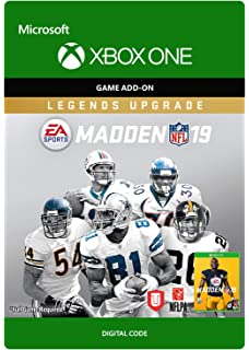 Madden NFL 19 - Starter Pack DLC | Xbox One - Download Code: Amazon