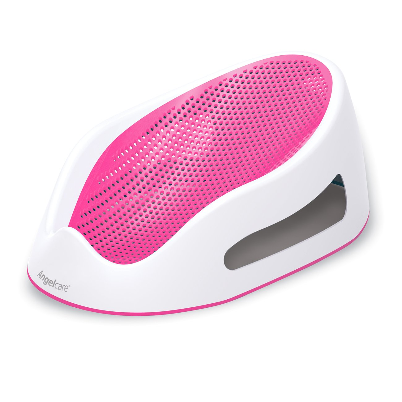 Angelcare Soft Touch Bath Support - Pink: Amazon.co.uk: Baby