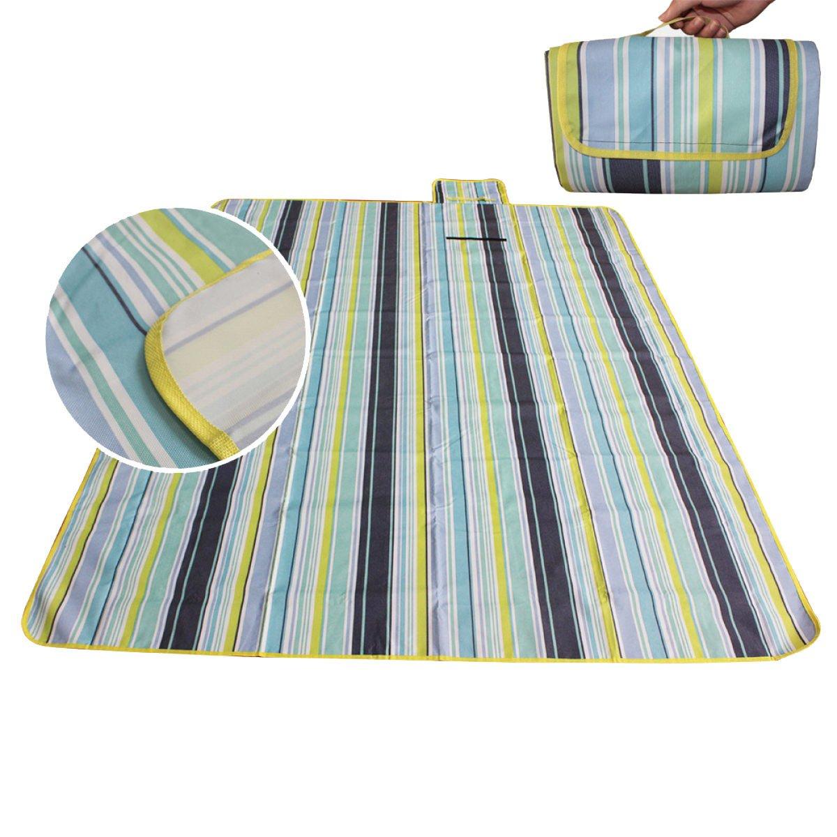Outdoor Strand Wasserdicht Oxford Tuch Kinderkissen Kriechen Strand Abdeckung Zelte Picknick-Matten Faltbar 200 X 200 Cm,300*300cm
