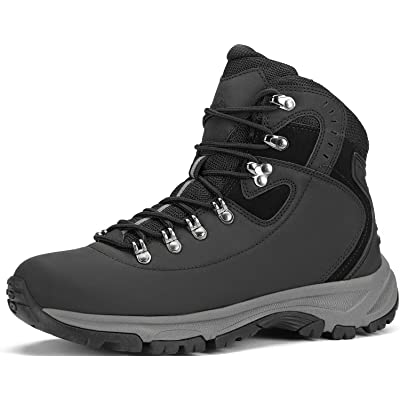 Hiking Boots Men Waterproof Lightweight - Trekking Shoes High-Traction Grip Breathable | Hiking Boots