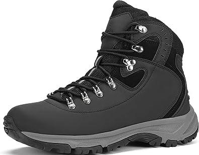 Hiking Boots Men Waterproof Lightweight