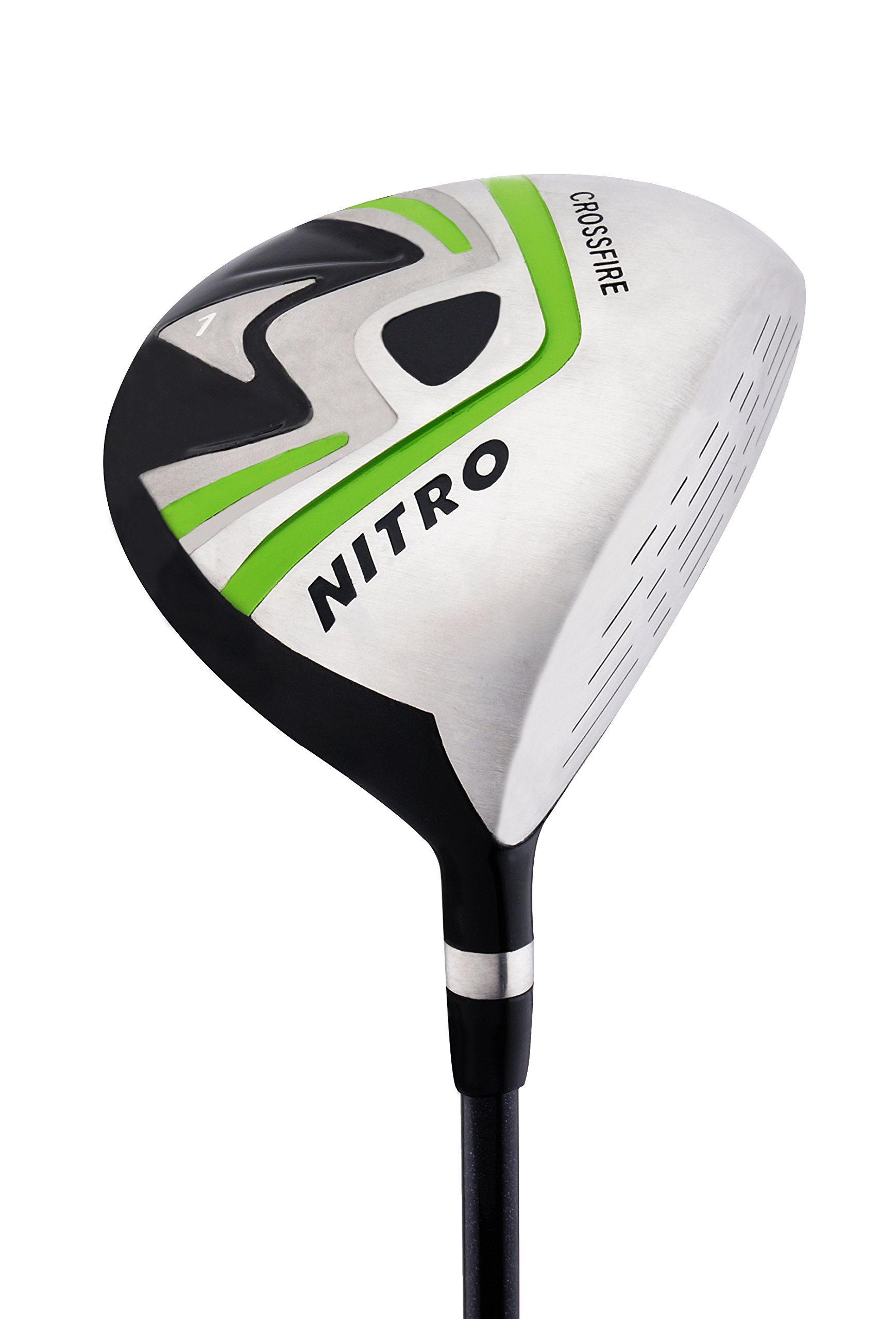 Nitro Crossfire Kid's Golf Club Complete 8 Piece Set, Right Hand, Ages 5-8 by Nitro (Image #2)