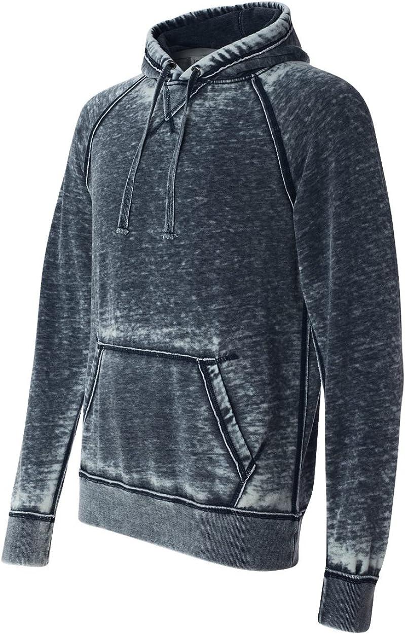 Vintage Zen Pullover Hood - Cement