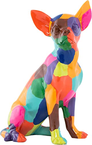 Interior Illusions Plus Artist Chihuahua 10″ Tall
