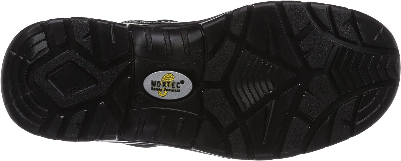 Wortec BASIC Mid S3 Unisex-Erwachsene Sicherheitsstiefel