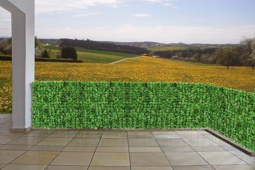 Sichtschutz windschutz verkleidung für balkon terrasse zaun ...
