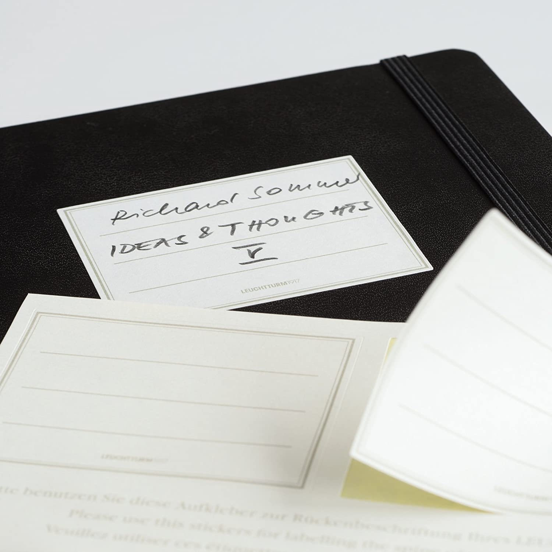 LEUCHTTURM1917 LEUCHTTURM1917 LEUCHTTURM1917 338725 Notizbuch Medium (A5), Hardcover, blanko, weiß B00FWRVTMO | Angemessene Lieferung und pünktliche Lieferung  | Helle Farben  | Niedriger Preis  704070