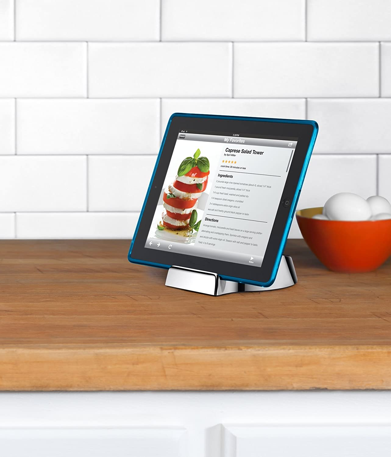 Etonnant Amazon.com: Belkin Kitchen Stand And Wand / Stylus For Tablets: Computers U0026  Accessories