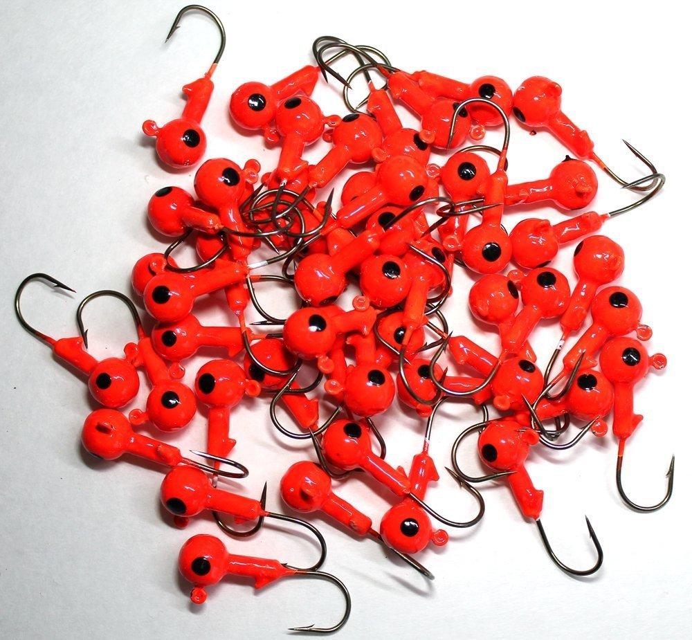 完売 Kathy 1/2-ounce INC Store INC 10個ジグボールフック、ジグヘッド釣りフックルアー餌 B01AR56IM6 1/2-ounce|レッド レッド レッド 1/2-ounce, りとるまみい[木のおもちゃ雑貨]:33e89350 --- a0267596.xsph.ru