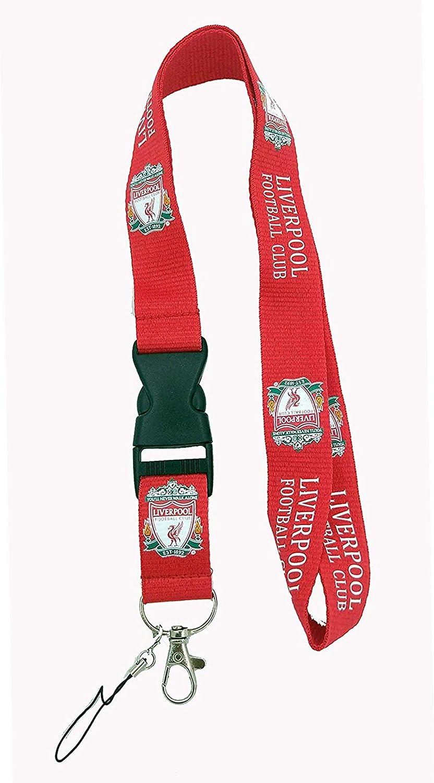 Liverpool F.C Lanyard