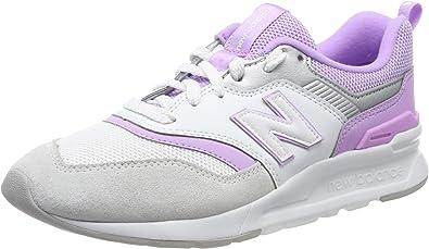 new balance 997 blanco mujer