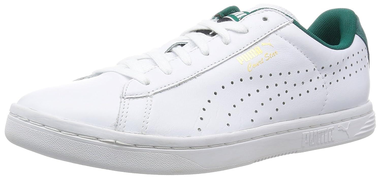 Puma Court Star Craft S6 - Scarpe da Ginnastica 37 Basse Unisex Bdulti  37 Ginnastica EU|Bianco (White (White Storm)) 80b5b5