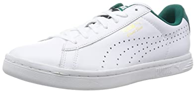 Puma Unisex-Erwachsene Court Star Craft S6 Sneaker Weiszlig; - Blanc (White/Peacoat) 39 EU