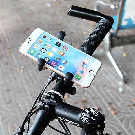 Motorcycle MTB Bike Bicycle Handlebar Mount Holder For Samsung Cell Phone GPS US