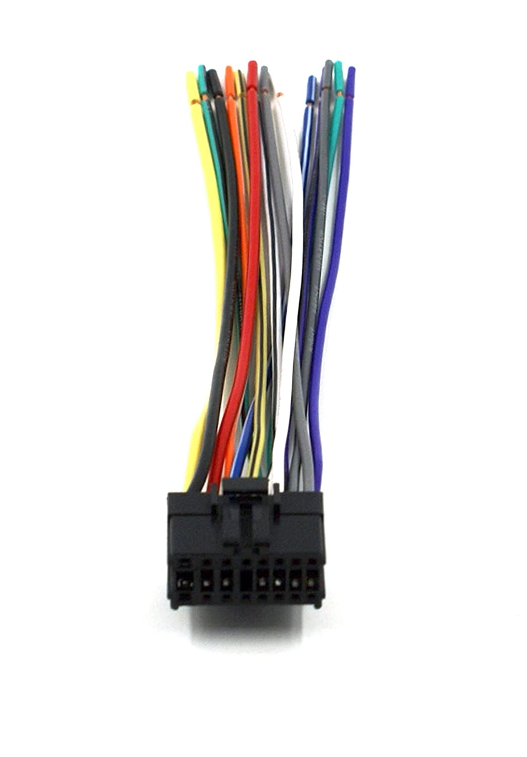 Amazon.com: DNF Pioneer Wiring Harness DEH-P4800MP DEH ... on