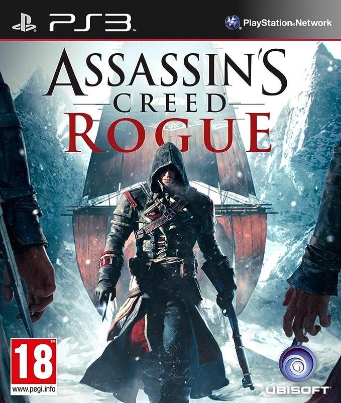 Assassins Creed: Rogue  PS3  Games
