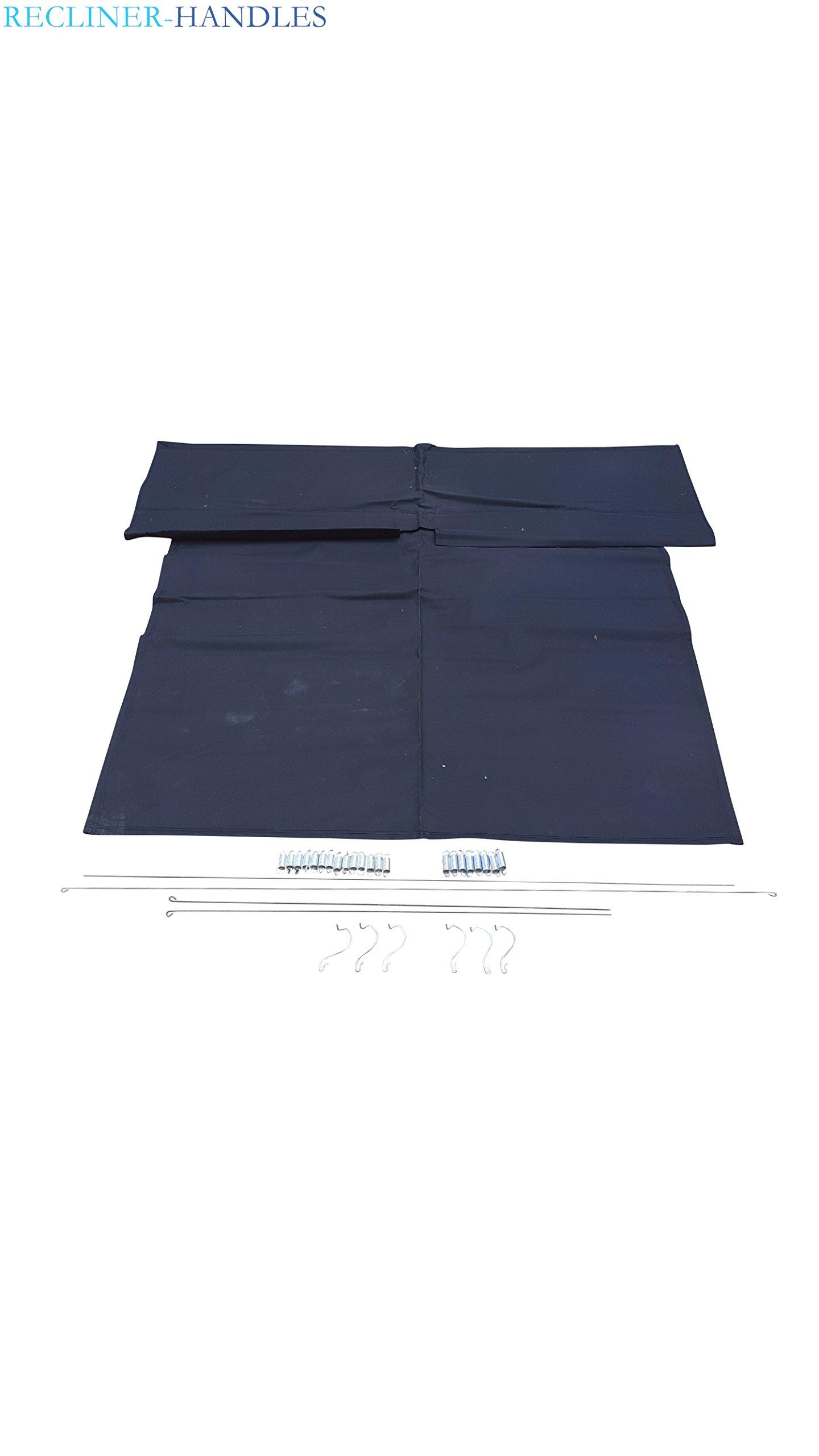 Sofa Sleeper Complete Bed Deck Repair Kit, Queen Residential 67 Inch Bed Deck, 900 Series
