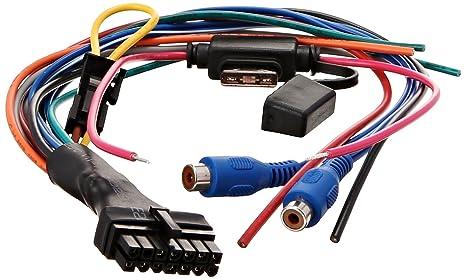bazooka ela hp awk oem replacement wiring harness for ela or ela hp tubes Bazooka Amplified Subwoofer Wiring