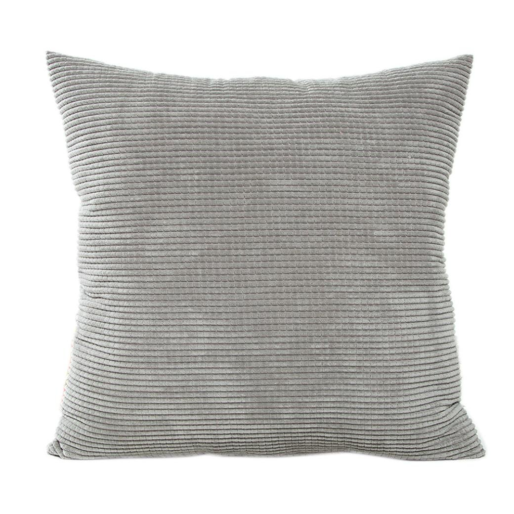 Gray Couch Pillows: Blue Red Gray Throw Pillows: Amazon.com