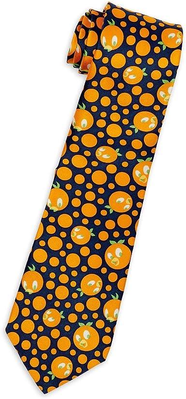 Disney Parks - Corbata de seda para adultos, diseño de pájaro ...